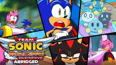 Team Sonic Racing Overdrive Abridged! (Real-Time Fan Dub)
