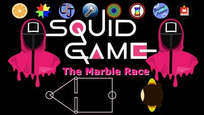 Squid Game - The Marble Race