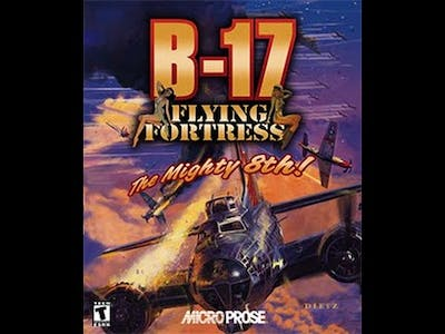 Lets Play B-17 Flying Fortress the Mighty 8th Episode 1 Part 1