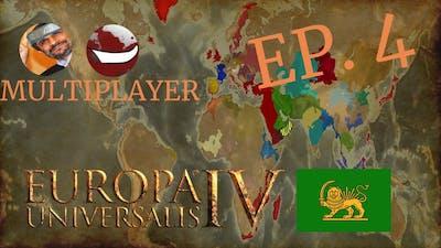 War in India | EU4 MasterofRoflness MP Funny moments