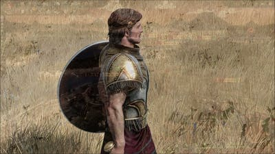 Diomedes mechanics and an endgame battle on hard difficulty