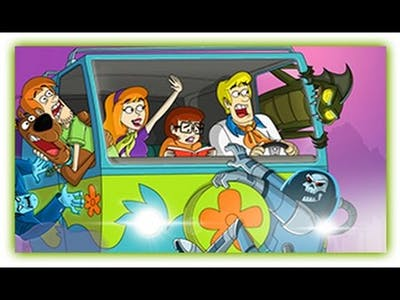 Scooby Doo - It's Dark Out There - Scooby Doo Games