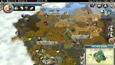 Civilization V: Gods and Kings - Let's Play - Deutschland Part 5