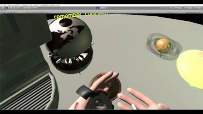 SPACECAT prototype: VR demo