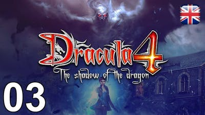 Dracula 4: The Shadow of the Dragon - [03] - [Crypt] - English Walkthrough - No Commentary