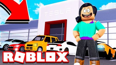 RUNNING MY OWN CAR DEALERSHIP!! | Roblox - Vehicle Tycoon