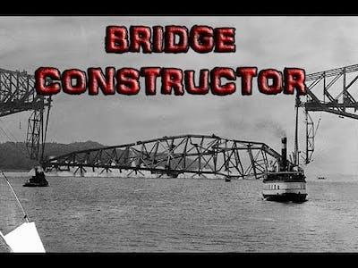 Bridge Constructor/Simulator/Whatever!!