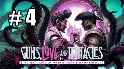 Borderlands 3 DLC: Guns, Love And Tentacles - Del 4 (Norsk Gaming)