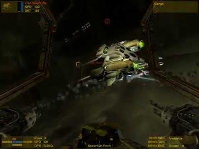 Dr. Finch - Aquanox 2 Bonus Targets Guide