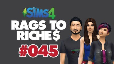 Let's Play: The Sims 4 Get Together: Rags To Riches 045 (Atari Legacy)