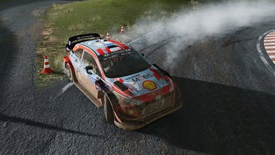 WRC 10 - Rally Estonia