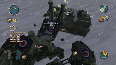 Long Forgotten Games - Worms Ultimate Mayhem