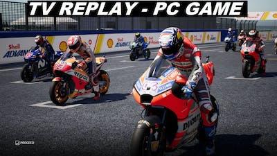 MotoGP 18   MotoGP    #MalaysianGP   TV REPLAY   PC GAME