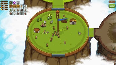 Circle Empires Rivals Forces of Nature Gameplay (PC Game)