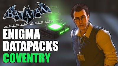 Batman: Arkham Origins - Enigma Datapacks - Coventry