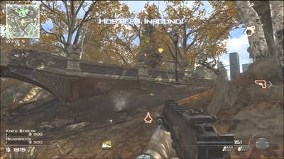 MW3 DLC #2 Gameplay - Liberation