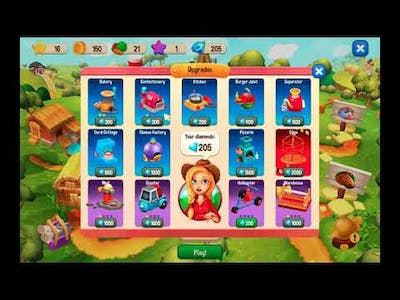 Farm frenzy (refreshed) gameplay! *super cool game*