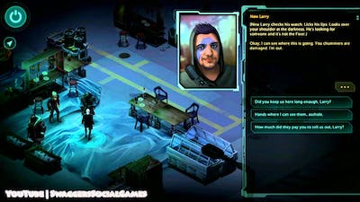 Shadowrun Returns - Pt. 1 - Down and Out