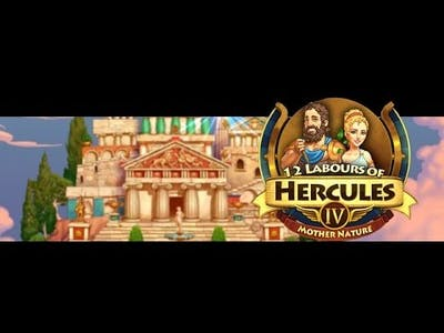 12 Labours of Hercules IV Mother Nature Puzzle Pieces and Collectables