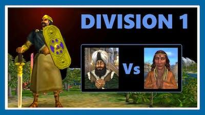 NLL D1: Suleiman vs Asoka [Round 9 - Season 1]