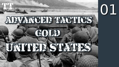 Advanced Tactics Gold ~ USA ~ 1 ~ New York