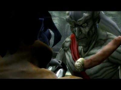 Legacy of Kain: Defiance (ending Raziel) VF