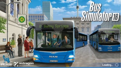Bus Simulator 2016 | I WAS BORN TO DO THIS #1