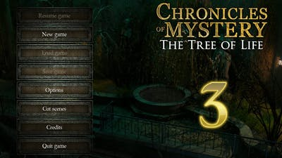 Let's Play - Chronicles of Mystery - The Tree of Life - Episode 3