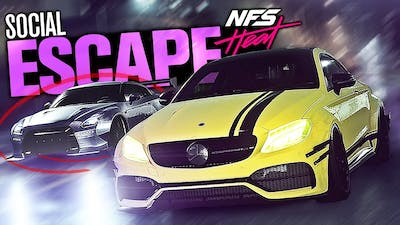 Need for Speed HEAT - Social Distancing ESCAPE!