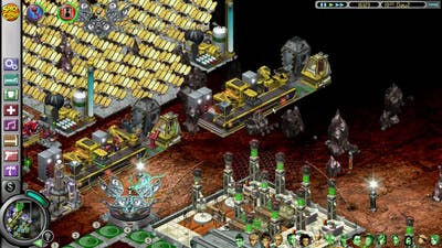Space colony HD - 16: Rebellion (Hard)