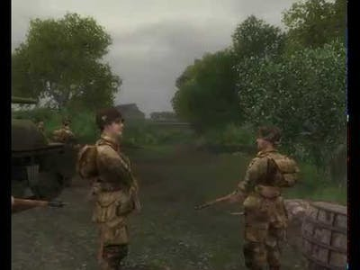 """Brothers in Arms RtH30: Greatest Moments """"Cutscenes"""""""