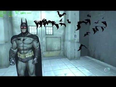 Batman  Arkham Asylum Goty Edition UHD 620 intel Core i5-8250U