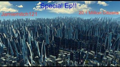 Anno 2205 - Special Ep!! - 20 Million Citizens