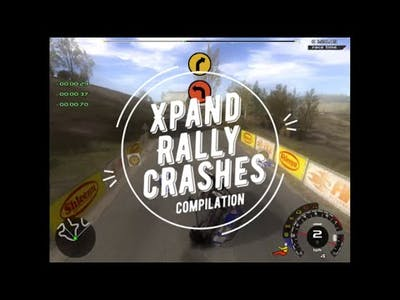 Xpand Rally CRASHES and FAILS compilation