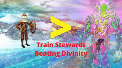 Monster Train - Stewards vs The Last Divinity