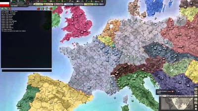 Hearts of Iron 3 Console Commands