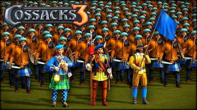 Cossacks 3 - Guardians of the Highlands