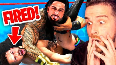 WWE 2K20 But If Any Wrestler Loses a Match, They're Fired!
