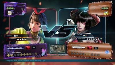 Tekken 7 on i7-3770 + RX 460 2GB + HyperX Fury 8GB DDR3 1866Mhz