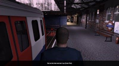 World Of Subways 3 – London Underground Circle Line - Mission 8 (Bridge Maintenance)