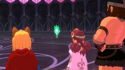 Ni no Kuni II Revenant Kingdom The Lair of the Lost Lord - Prince of Wraith Level 96
