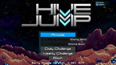 Hive Jump Ep#1 - KICdude