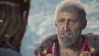 Alexios Kills who he though was his pater