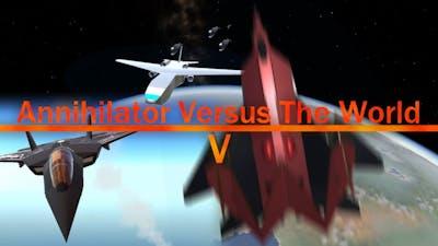 Annihilator Versus The World V