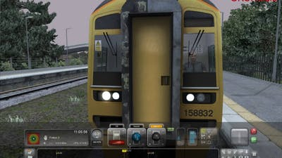 Trainsimulator Class 158 Comparison - Part 4 Arriva Trains Wales DMU Pack Add-On