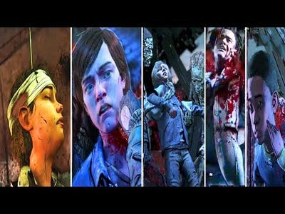 Tennesse's Decisions Leads to Many DEATHS - The Walking Dead The Final Season