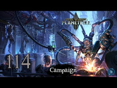 Age of Wonders: Planetfall – Campaign: Resistance is Futile (Episode 114)