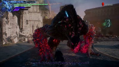 Devil May Cry 5 Vergil gameplay for cryocore (unedited)