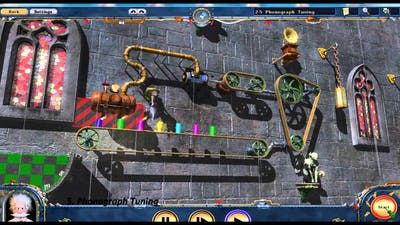 """Crazy machines 2: Chapter 2 """"University"""" - complete with SECONDARY GOALS (all levels - 2.1 to 2.10)"""