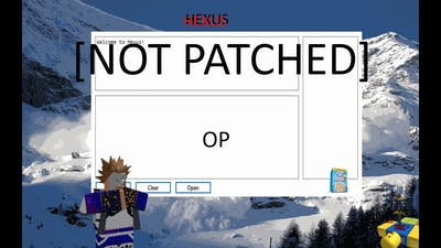 HEXUS NEW NOT PATCHED